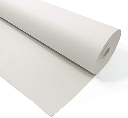 2000 Grade Lining Paper Plain Suitable For New Damaged Walls For Paint Or Wallpaper Single 10 Metre