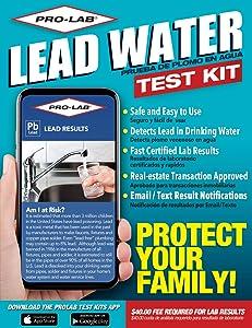 PRO-LAB Lead In Water DIY Test Kit LW107