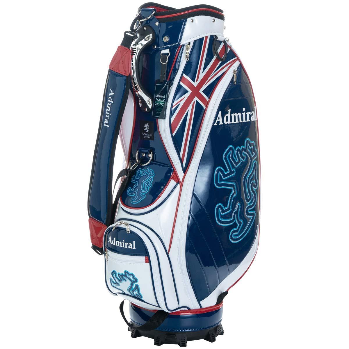 [アドミラルゴルフ] キャディバッグ ライトウェイトスポーツ ADMG9SC2 TRI(90) B07PK6B8ZD