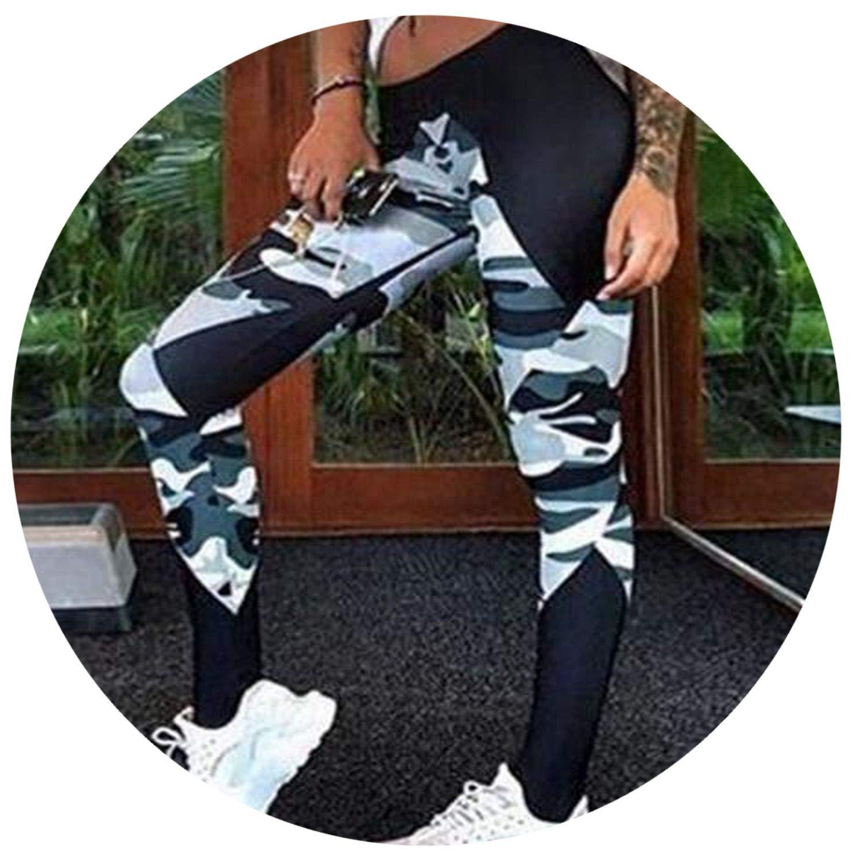 Amazon.com: LIJYYJ Leggings Stretch Sports Leggings Running ...