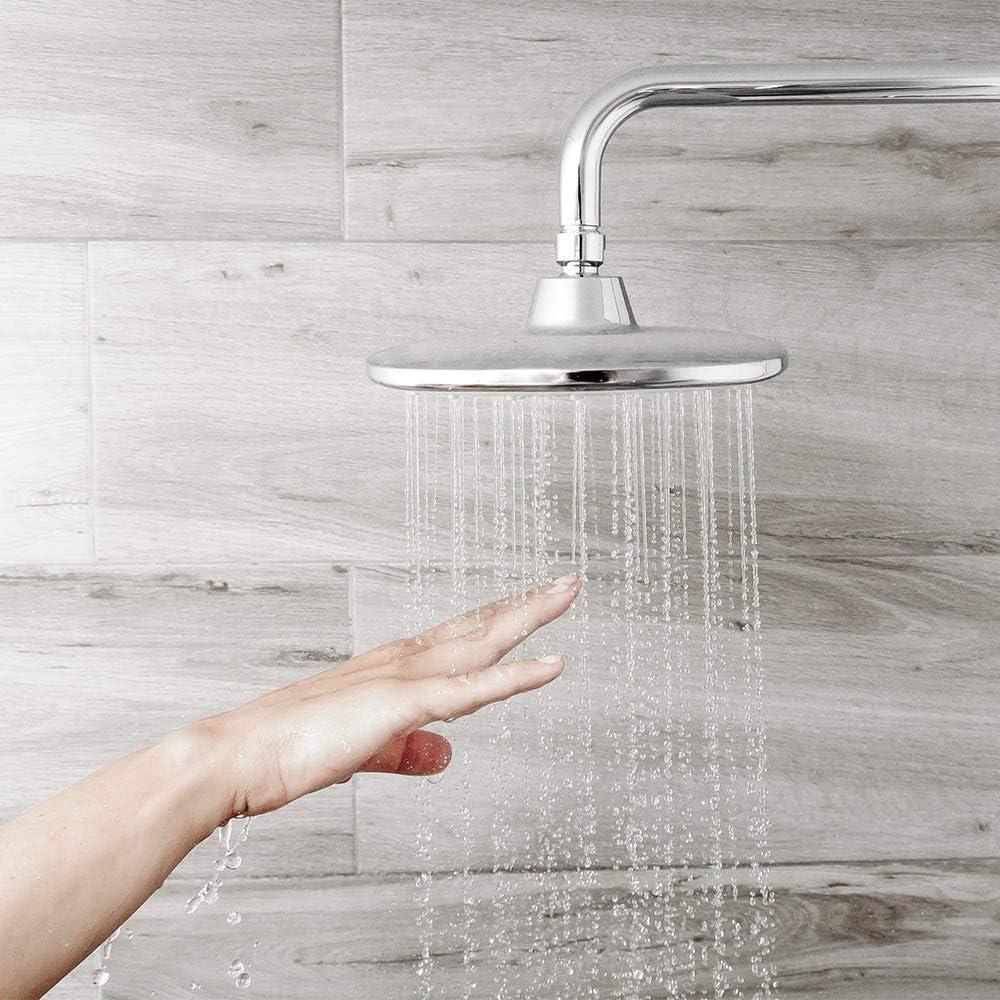 Clever Grifo de baño ducha bimando mural, 2 salidas de agua ...
