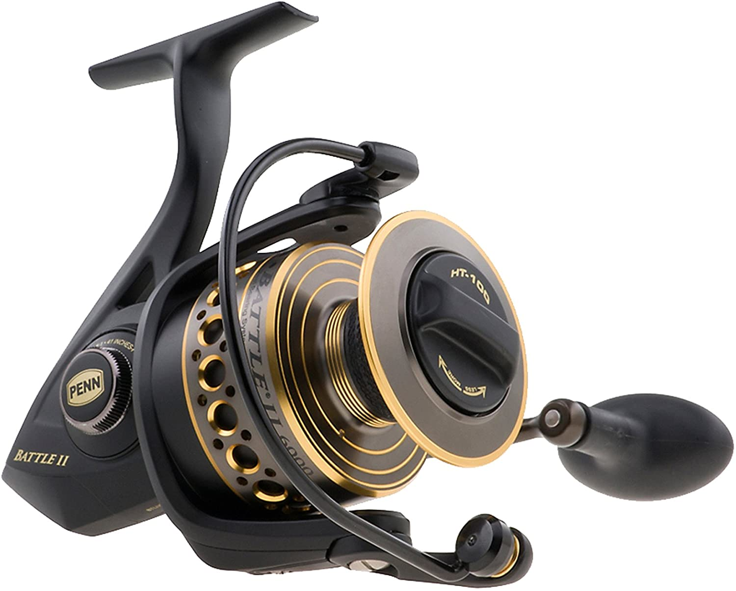 Best Spinning Reel: Penn Battle II Spinning Fishing Reel