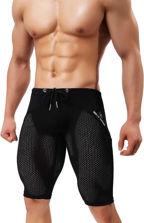 Arjen Kroos Mens Mesh Bodysuit Wrestling Singlets Leotard Gym Underwear