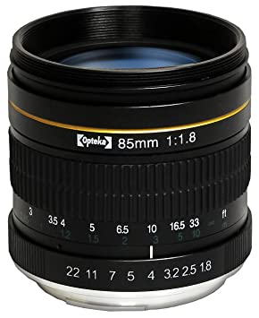 opteka 85mm f 1 8 manual focus aspherical medium amazon co uk rh amazon co uk Pictures Taken with Canon 5D Photos Taken with a Canon 85Mm 1.8 Lens