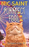 Purrfect Fool (The Mysteries of Max)