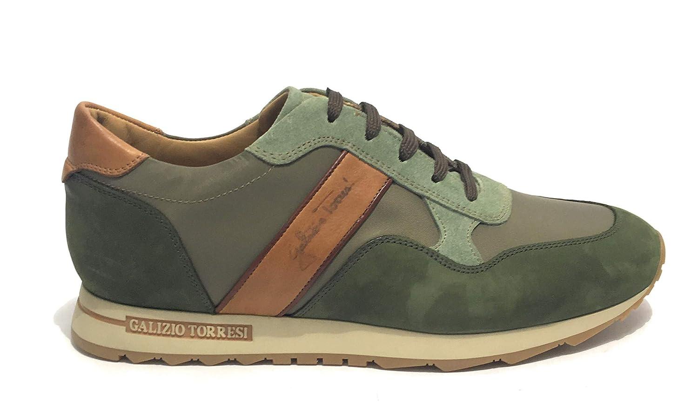 GALIZIO TORRESI - Hauszapatos para Hombre verde verde