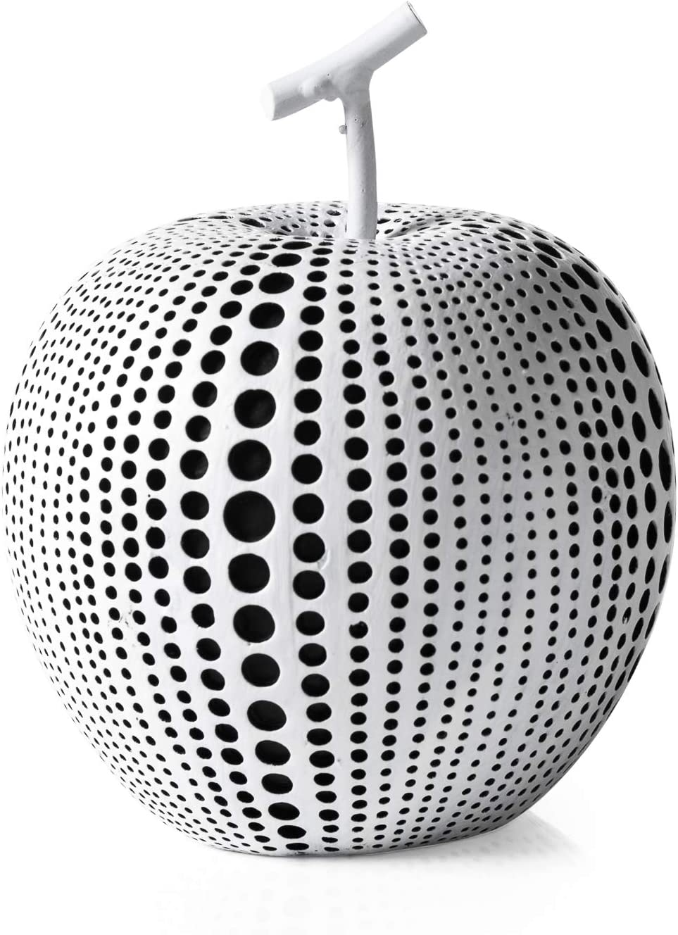 Torre /& Tagus 901981A Debossed Dotted Apple White