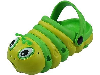 3c0de94bb6 Kids Girls Boys Animal Clog Summer Shoes Walking Slippers (9 M US Toddler),