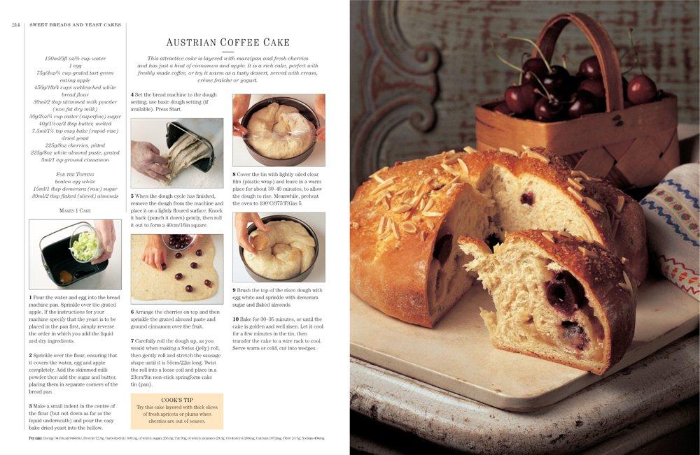 The Ultimate Bread Machine Cookbook Amazon Co Uk Jennie Shapter