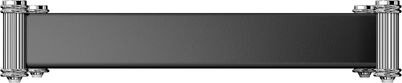 Chrome//Black EL CASCO M673CN Letter Tray