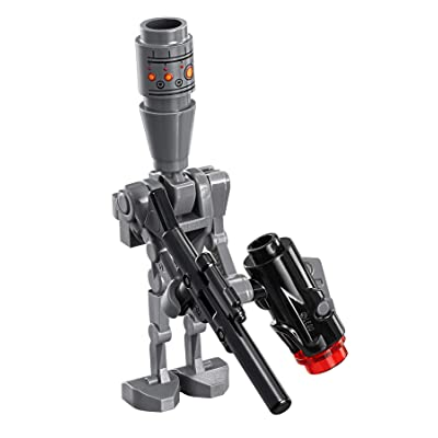 LEGO Star Wars The Mandalorian - IG-88 Bounty Hunter Droid Minifigure: Toys & Games