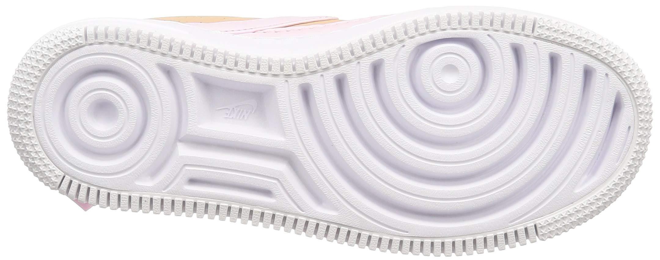 Nike Women's AF1 Jester XX Bio BeigeWhitePink Force AO1220 202 (Size: 8.5)