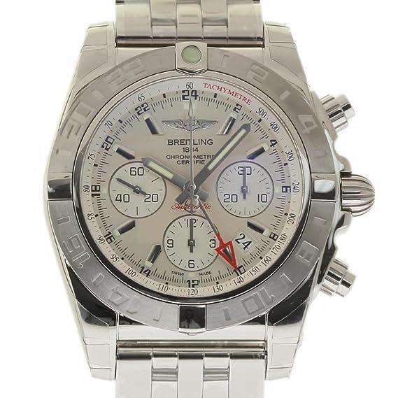 Breitling Chronomat SWISS AB0420 - Reloj automático para hombre: Breitling: Amazon.es: Relojes