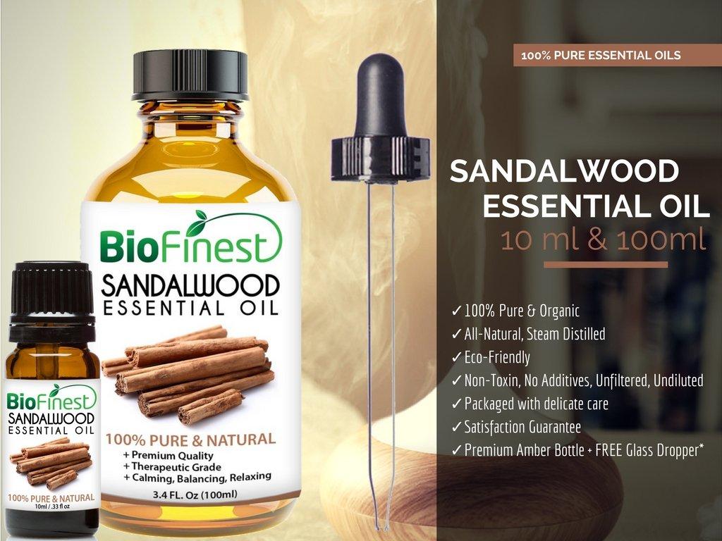 Amazon biofinest sandalwood essential oil 100 pure undiluted amazon biofinest sandalwood essential oil 100 pure undiluted premium organic therapeutic grade aromatherapy claritycalmness meditation fandeluxe Images