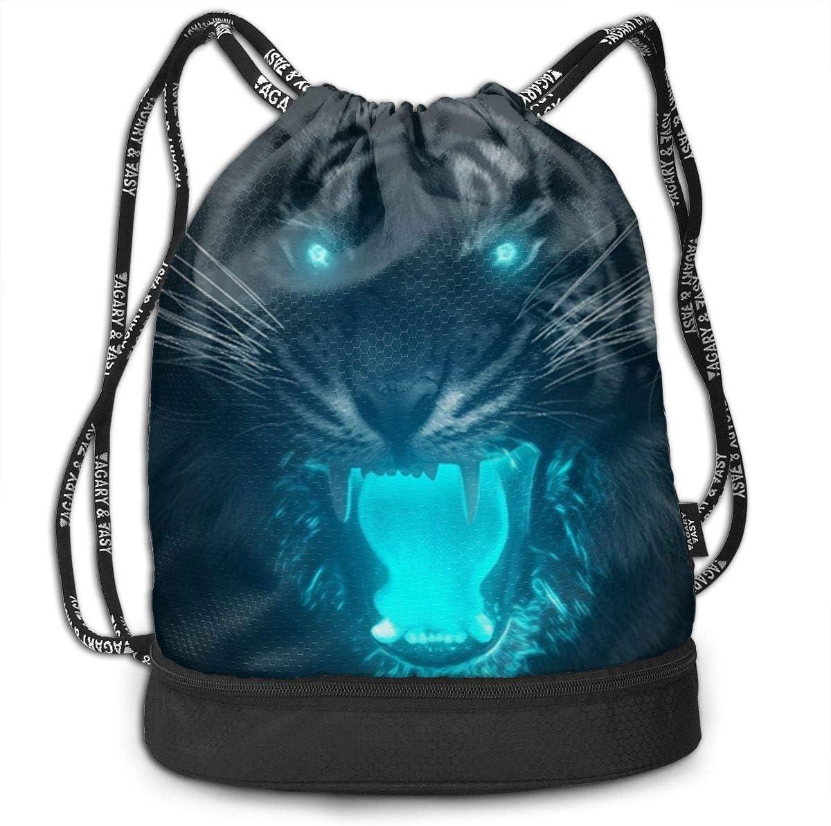 HUOPR5Q Snowing Drawstring Backpack Sport Gym Sack Shoulder Bulk Bag Dance Bag for School Travel