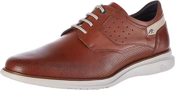 TALLA 43 EU. Fluchos Fenix, Zapatos de Cordones Derby Hombre