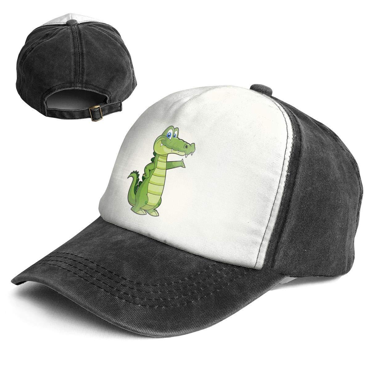 08ef78637fd Amazon.com: QZDLq Fashion Vintage Hat Baby Crocodile Cartoon ...