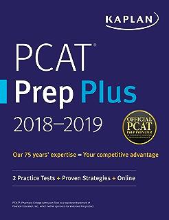 amazon com pcat study guide 2018 2019 pcat prep book practice rh amazon com Kaplan PCAT Study Schedule ASVAB Study Guide