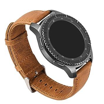 Samsung Gear S3 Banda de Reloj,Dokpav® Banda de Reemplazo ...