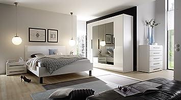 Chambre A Coucher Adulte Luxe Nouveau Modele Ref Harmonie Amazon