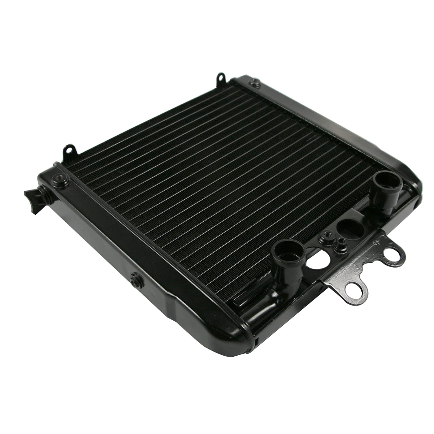 Aluminum Radiator Engine Cooling Cooler for Harley Davidson V-Rod VRSC 2004-2013