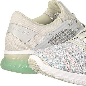 Asics Gel Kenun Knit Zapatillas Informales para Mujeres Zapatos-Blue-36: Amazon.es: Zapatos y complementos