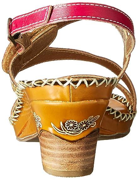Amazon.com | L'Artiste By Spring Step Women's Dreamer Dress Sandal ...
