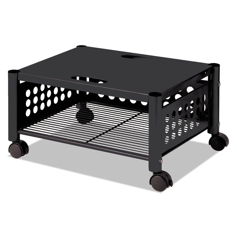 Amazon.com : Vertiflex Mobile Underdesk Machine Stand, 21 x 17 x ...