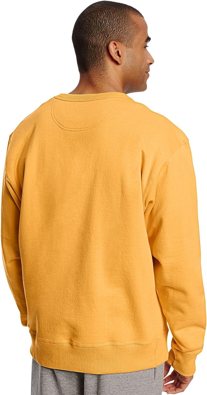 Champion Mens Powerblend Fleece Pullover Sweatshirt