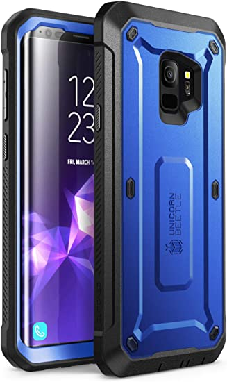 Samsung Galaxy S9 Hülle Supcase 360 Grad Handyhülle Elektronik