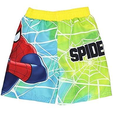 449e7e370024b Image Unavailable. Image not available for. Colour: Spider-Man Boys Swim  Trunks Swimwear ...