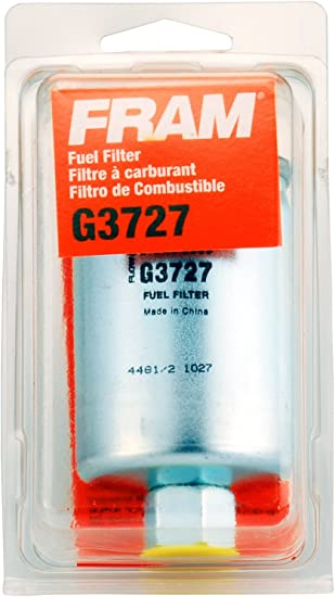 [ANLQ_8698]  Amazon.com: FRAM G3727CS Fuel Filter Cartridge: Automotive | Fram Fuel Filter Specs |  | Amazon.com