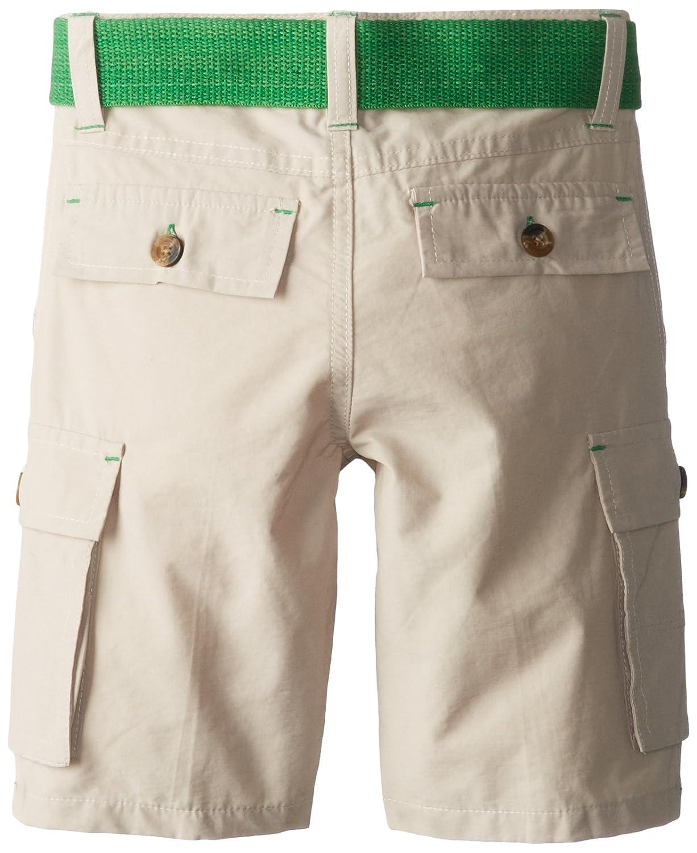 Little Boys Belted Cotton and Nylon Cargo Short US Polo Assn U.S Polo Assn Boys 4-7 IP09