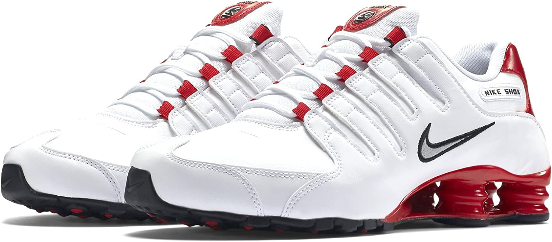 Nike Air Max 97 - Black/Clear Emerald-White White Silver Red