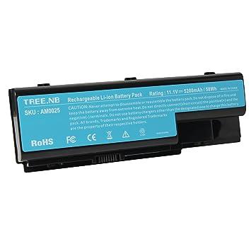 NB Batería del ordenador portátil para Acer Aspire AS07B31 AS07B32 AS07B41 AS07B51 AS07B71 AS07B72