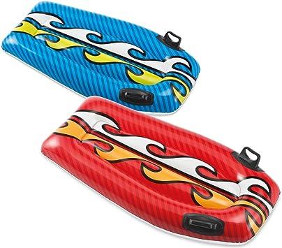 58165 Intex Tavola Nuoto Rider Surf Gonfiabile