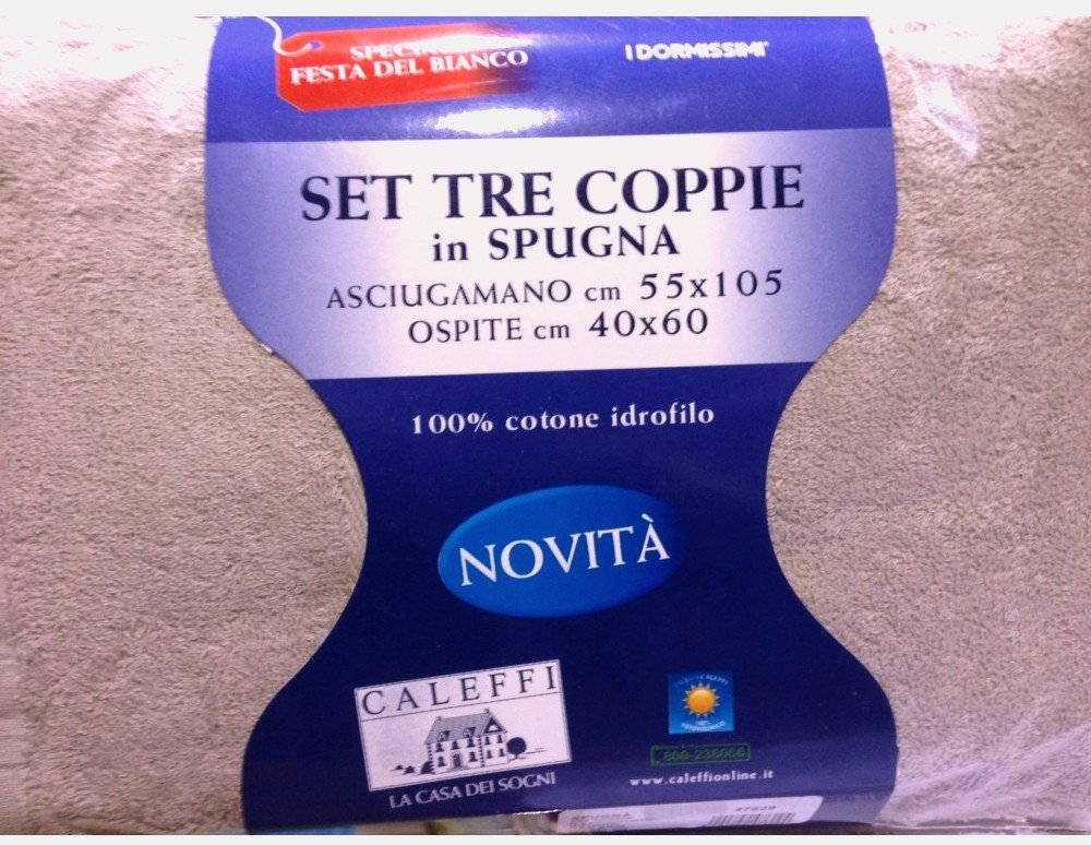 Spugne Da Bagno Caleffi : Asciugamani caleffi per il bagno acquisti online su ebay