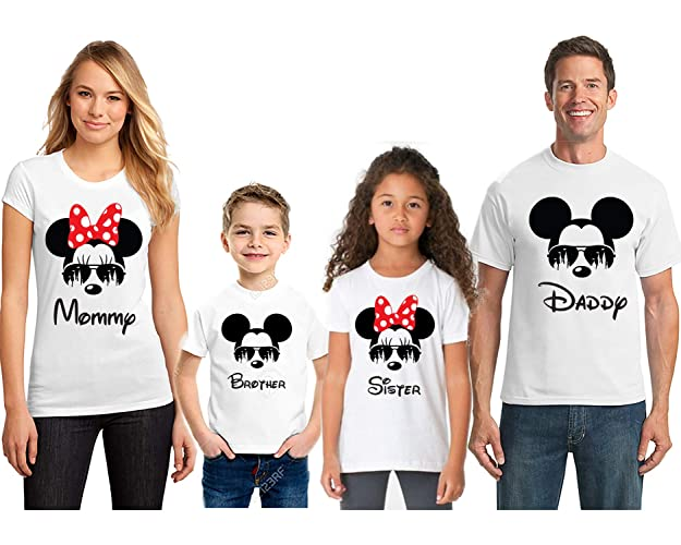 Amazon.com  Disney Matching Shirts For All Family c3d1fb08a