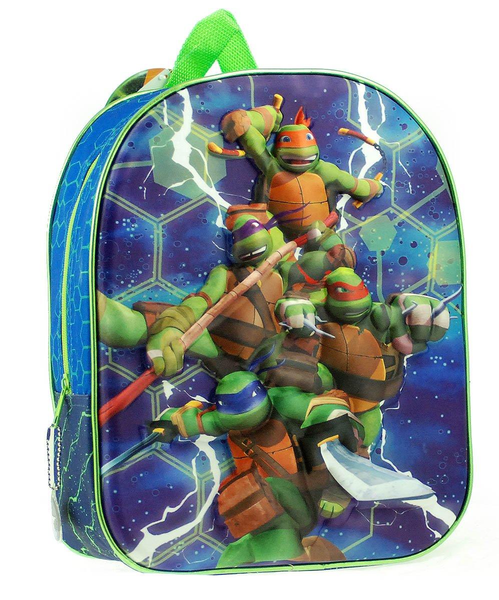 Made in Trade Tortugas Ninja Mochila 31 cm con Decoracion en ...