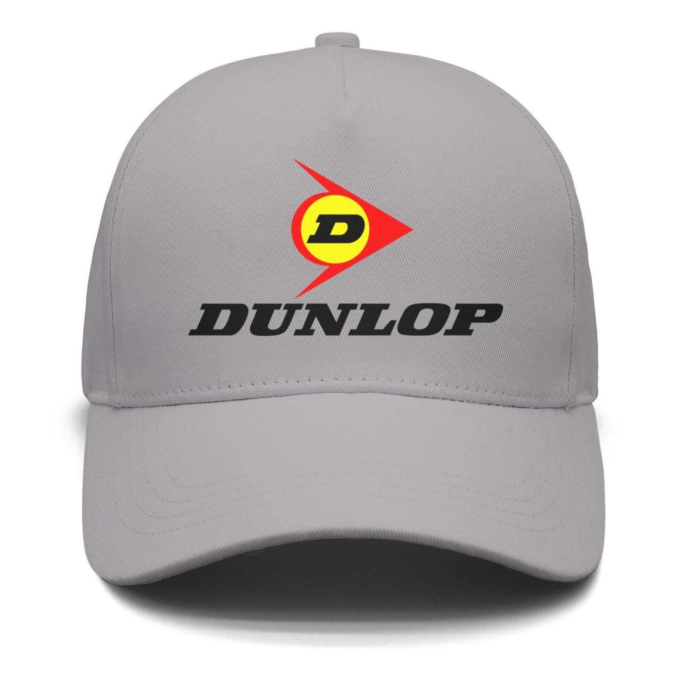 Summer Baseball Hats Womens Mens NIDHBD Funny Dunlop-Logo-Symbol-tire