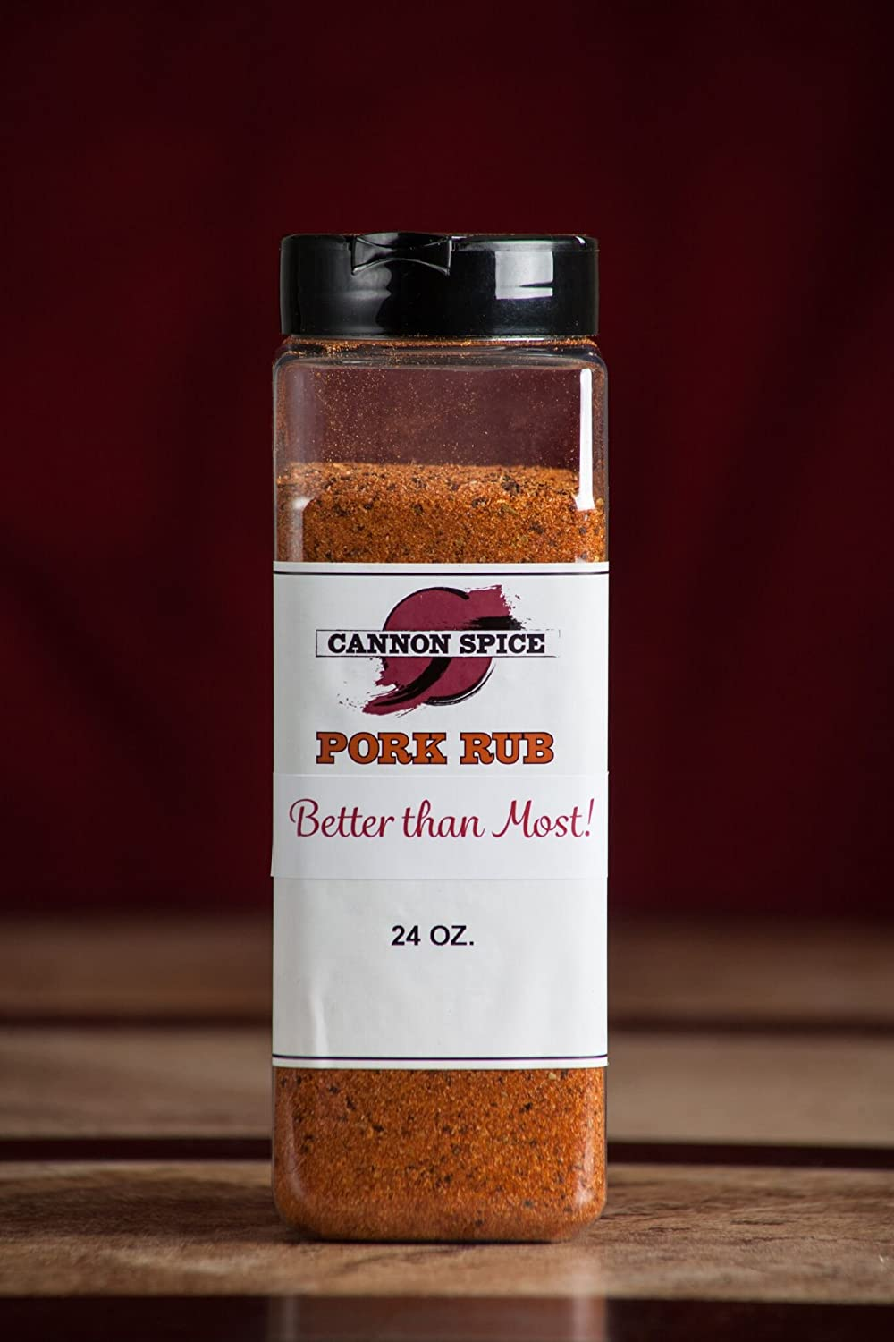 """Cannon Spice Pork Rub""""Better Than Most!"""""""