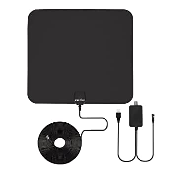 Amazon com: HDTV antenna outdoor, Visualar&trade