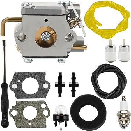 Amazon.com: Dalom 753 – 04333 carburador W/Filtro de aire ...