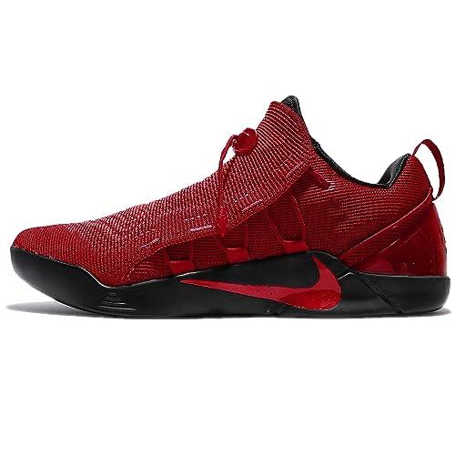 niepokonany x obuwie 100% najwyższej jakości Nike Men's Kobe AD NXT, University RED/Bright Crimson, 13.5 M US