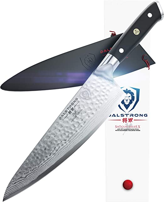 Amazon.com: DALSTRONG VG10 Shogun Series X Gyuto cuchillo ...