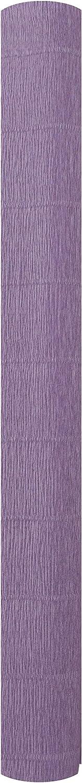 Violet Premium Italian Heavy 180 g 13.3 sqft Crepe Paper Roll