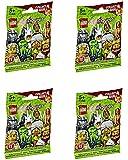 LEGO Minifigures Series 13 - Random Set of 4 Packs (71008)
