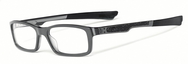 2aa7356e19e ... uk amazon oakley bucket mans eyeglasses frame polished steel color 51mm  size health personal care 9e731 ...