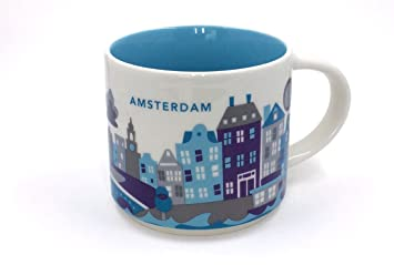 Collection Êtes Amsterdam Yah Tasse Starbucks Vous Ici À nw0OP8k