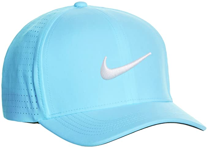 b5a051e36ec Amazon.com  Nike Men`s Classic 99 Perforated Golf Hat  Sports   Outdoors